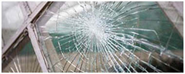 Peterhead Smashed Glass